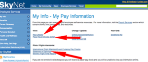 united airlines payroll
